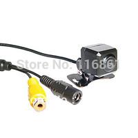 6PCS Free Shipping 420TVL 1/3 Inch Micro Camera With Sharp CCD