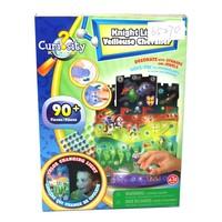Gift puzzle diy toy eye-lantern