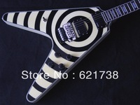 best china guitar Custom Limited Edition Flying V Custom Electric Guitar OEM Musical Instruments