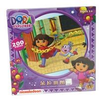 Dora 200 puzzle child jigsaw puzzle