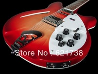 best china guitar Deluxe Model 36012 electric guitar Semi Hollow new arrival Top quality OEM
