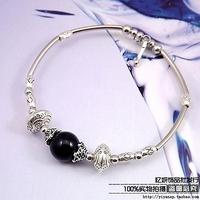 Silver jewelry bracelet fashion handmade vintage miao silver female bracelet