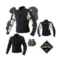 Komine jk-038 gtx f-jkt-titanio professional automobile racing clothing casual wear motorcycle jacket(China (Mainland))