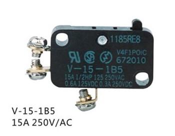 micro switch V-15-1B5