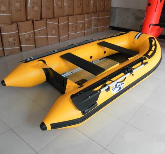 вторая жизнь резиновой лодки