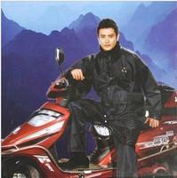Raincoat 211-7a motorcycle raincoat double layer raincoat set poncho