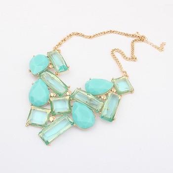 Korea Hot Coquetish Geometry choker necklace wholesale !! Free shipping ---Swantones SW