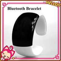 Newest OLED Display Buetooth Bracelet With Vibration Microphone Call ID Bluetooth Bangle Drop Ship Free Shipping