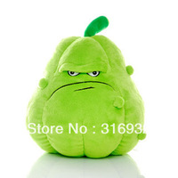 J1 30cm peluche stuffed Plants vs Zombies figure squash plush toy soft green pumpkin toy