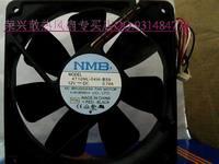 Fans home 12 fan minebea nmb 12025 12v 0.74a fan 4710nl-04w - b59