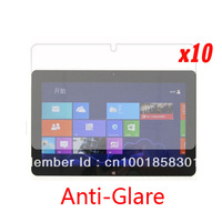 """10pcs/lot Anti-Glare Matte Matted Screen Protector Film Guards for Acer Win8 Iconia Tab W510 10.1"""" Tablet +Free shipping"""