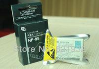 Battery NP-95 NP95 for FUJIFILM FUJI FinePix F30 F31 X100 X100S X-S1  camera batteries