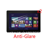 2PCS New Anti-Glare Matte Matted Screen Protector Film Guards for ASUS Vivo Tab RT TF600 TF600T TF600TG +Free shipping