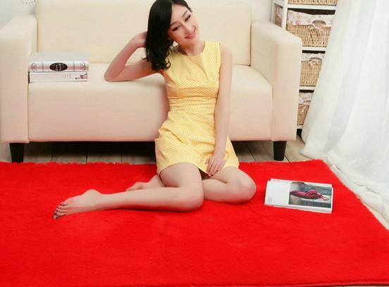 CA25700 tapete vermelho 40 * 150 centímetros 1piece tapete anti -derrapante tapete de bebê macio tapete ao ar livre frete grátis(China (Mainland))
