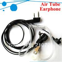 Free shipping free interphone Earphone for TK port radio TK-3107 TK-3307 TK-F8 TK3207 TK2207 2-way radio TK2107 interphone