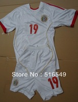 Top quality2013-2014 newest style MEXICO home white color soccer jerseys,MEXICO home soccer uniforms kits free shipping