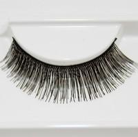 New Arrival Taiwan Beautiful Black Thick Long False Eyelashes Fake Eye Lashes Extension Makeup 50pairs/lot #007