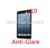 "New Retail Package Anti-Glare Matte Matted Screen Protector Film Guards For Apple iPad Mini Mini2 2 Mini3 3 7.9"" 10pcs/lot"