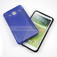 Galaxy S4 Anti-skid design tpu case,S Line Soft TPU Case for Samsung Galaxy S4 i9500