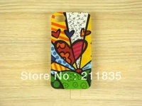 for iphone4s case,Follow me&quot; Lover hard back case cover for iphone 4 4S 1pc BY china post free shipping