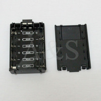 Battery Pack for two way radio Battery Case for walkie talkie Baofeng UV-5R free shipping