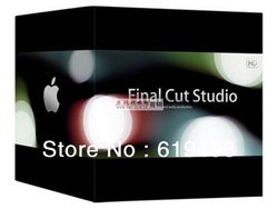Apple software Final Cut Studio 3 7DVD full version mac make up mac makeup(China (Mainland))
