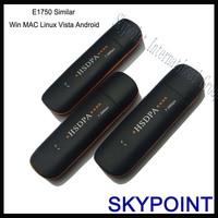 Unlock HK post free shipping hsdpa 3G  modem usb modem