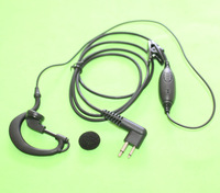 Earpiece Headset for Motorola Radio Walkie Talkie CLS1110 CP100 CLS1410