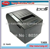 pos machine and receipt printer with auot-cutter