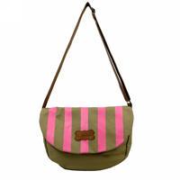 free shipping Women's bags canvas cross-body bag 2013 fashion casual all-match a1077