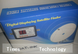 1pcs Original Satlink WS6903 satellite meter Satlink 6903 Digital Displaying Satellite Finder Meter free shipping(China (Mainland))