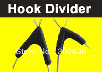Fishing hook divider,Hook divider for fishing,hook divider,Opening distance of 8 mm,50pcs/lot,small size