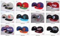 Wholesale Ymcmb snapback hat snapbacks cap Obey snap back hats Baeketball caps Supreme Last Kings tisa Mix Order