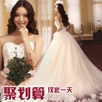 Free Shipping 2014 new designer wedding dresses 1pcs Wholesale and Retail