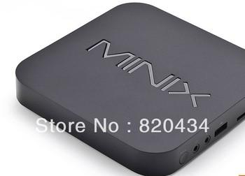 TV Box MINIX NEO X5 RK3066 Dual Core Cortex A9 1GB RAM 16GB ROM w/ Wi-Fi / SD/MMC Slot/XBMC