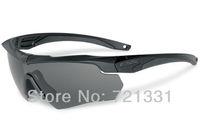 HOT 2103 Military glasses ESS Crossbow Eyeshields Sports Sunglasses bulletproof cycling glasses shooting glasses All Black