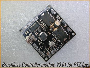 Gimbal Brushless Controller module V3.01 TAPR by Martinez for PTZ FPV 50x50m DIY