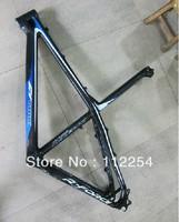 Free Shipping Top grade Carbon Fibre Mountain Bicycle Frame MTB Frame Ultralight Frame