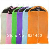 Dust Cloth Cover Dustproof Suit Dustproof Cover Coat Dust Bag Transparent Clothes Clothes Storage Bag Suit Bag Holder
