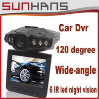 Автомобильный видеорегистратор Sunhans 2,5