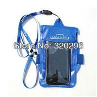 Mobile Phone Waterproof Bag Waterproof Case Waterproof Cover Rain Cover Chest  Arm Hang
