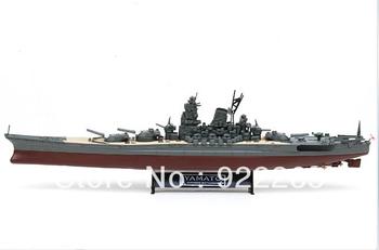 Yamato Class Battleship Diecast Model IJN, Yamato, 1945 scale 1:700