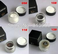 Professional!! Mineral Makeup Eyeliner Gel 4 Colors 09# 10# 11# 12#