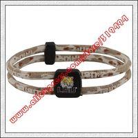 LSU Tigers Double Loop Trion-Z Bracelet - Desert Camo