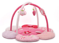 New arrival petals of baby play mat baby game blanket baby fitness frame crawling mat