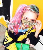 Whosale price 100% Temporary Hair Color Pastel Chalk 24 colors hair chalk 24 colors 2012 fashion hot selling