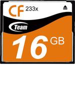 Free Shipping! Brand New Team 16GB 233X CF Memory Card for Canon/ Sony / Panasonic / Nikon / Fuji Cameras