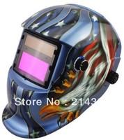 Welding tool Big view  Solar auto darkening/shading welding mask/helmet welder protection  helmet for MIG TIG ZX7 weld machine