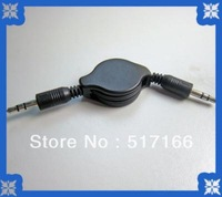 3.5 mm CAR AUDIO AUX CABLE FOR ipod iPhone 3G zune