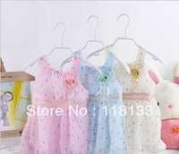 Wholesale - 2013 new arrival girl dress kids/children princess dress size 90-110 for girls 1-3years old